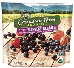 Cascadian Farm Organic Harvest Berries