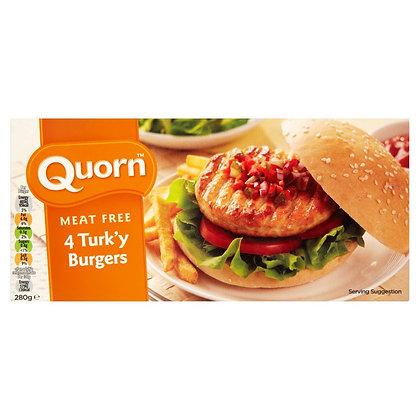 Quorn Turk'y Burgers
