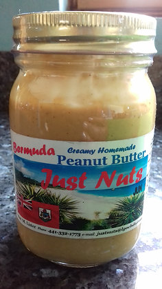 Bermuda Just Nuts - Homemade Peanut Butter