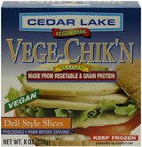 Cedar Lake Vege-Chik'n Slices