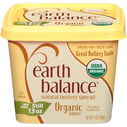 Earth Balance Organic Natural Buttery Spread