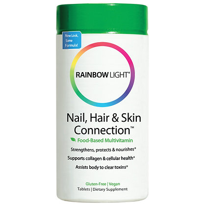 Rainbow Light – Nail, Hair & Skin Connection
