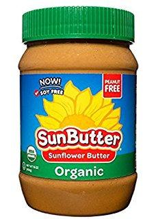 Sunbutter – Organic Sunflower Butter