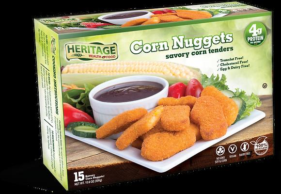 Heritage – Corn Nuggets