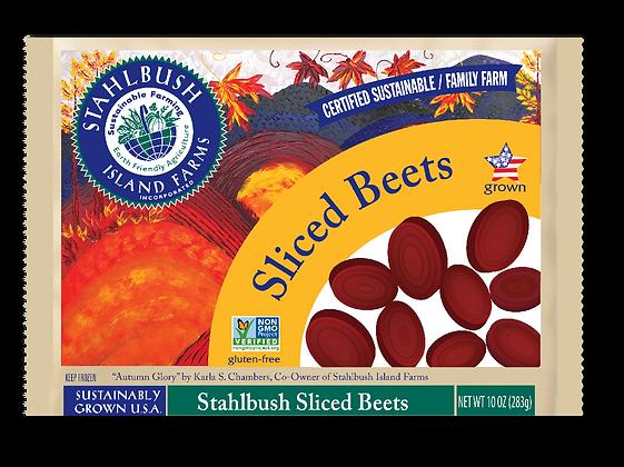 Stahlbush Island Farms Sliced Beets