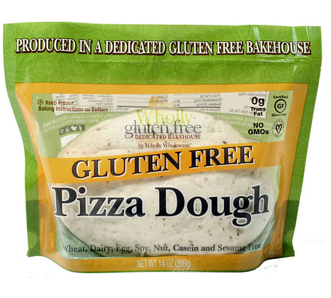Wholly Gluten Free Pizza Dough
