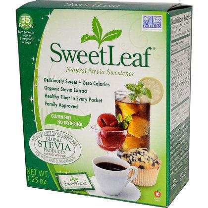 Sweetleaf Natural Stevia Sweetener