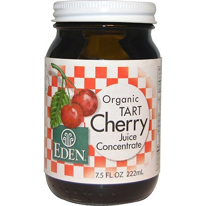 Eden – Organic Tart Cherry Juice Concentrate