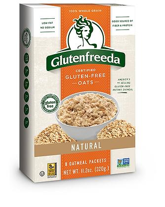 Glutenfreeda Natural