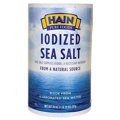 Hain Iodized Salt