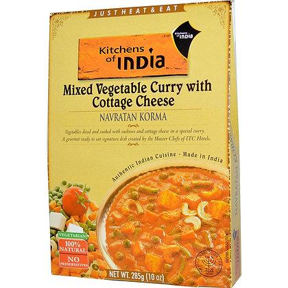 Kitchens of India – Navratan Korma