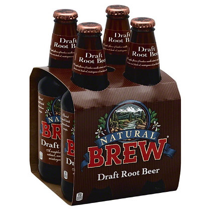 Natural Brew Draft Root Beer
