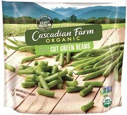 Cascadian Farm Organic Cut Green Beans