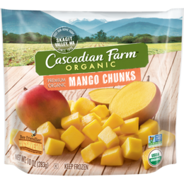 Cascadian Farm Organic Mango Chunks