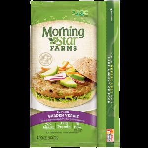 MorningStar Farms Garden Veggie Burgers