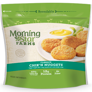 MorningStar Farms Chic'n Nuggets