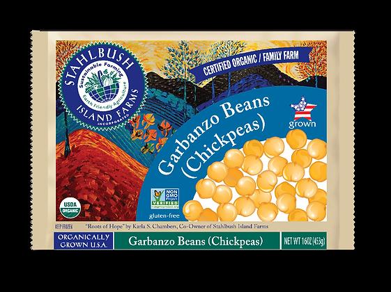 Stahlbush Island Farms Garbonzo Beans