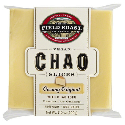 Field Roast Vegan Chao Slices (Creamy Original)