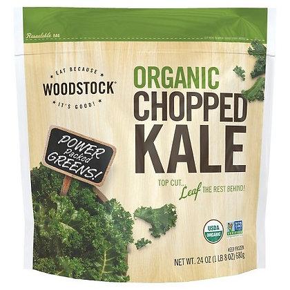 Woodstock Organic Chopped Kale