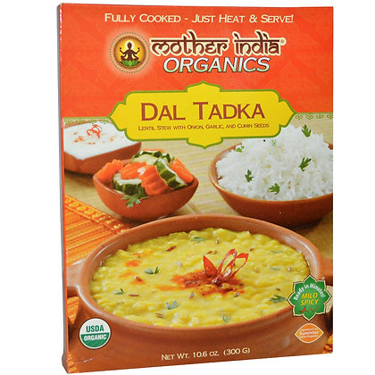Mother India Organics – Dal Tadka