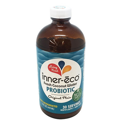 Inner-eco to Go – Fresh Coconut Water Probiotic - Original