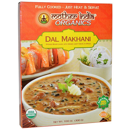 Mother India Organics – Dal Makhani