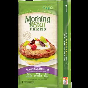 MorningStar Farms Tomato & Basil Burgers