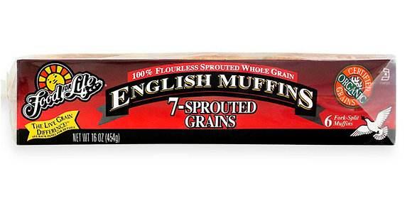 Ezekiel 4:9 (7) Sprouted Grains English Muffins