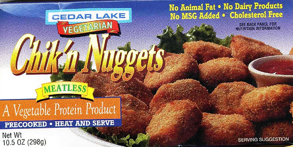 Cedar Lake Chik'n Nuggets