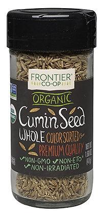 Frontier Organic Cumin Seeds