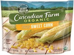 Cascadian Farm Organic Sweet Corn