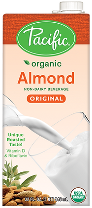 Pacific Organic Almond Milk (Original)