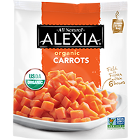 Alexia Organic Carrots