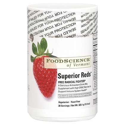 FoodScience of Vermont – Superior Reds
