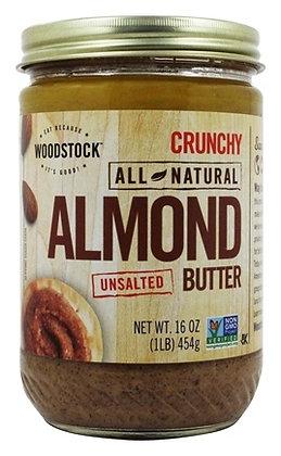 Woodstock – Crunchy Almond Butter