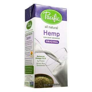 Pacific Hemp Milk (Original)