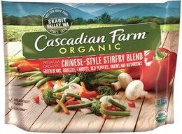 Cascadian Farm Organic Chinese Style Stir-fry Blend