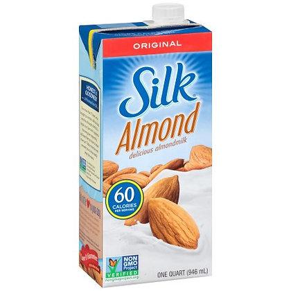 Silk Almond Milk (Original)