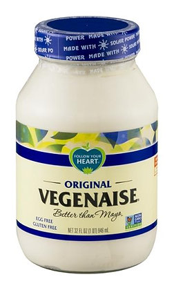 Follow your Heart – Original Vegenaise