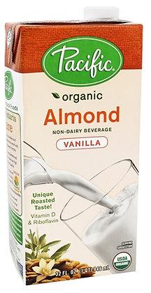 Pacific Organic Almond Milk