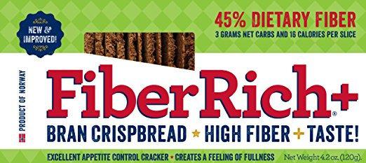 FiberRich+ Crisp bread