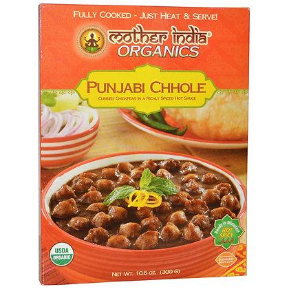 Mother India Organics – Punjabi Chhole