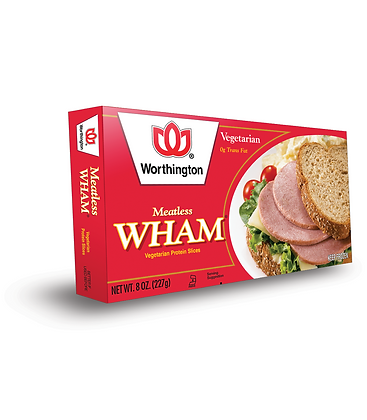 Worthington – Meatless Wham Slices