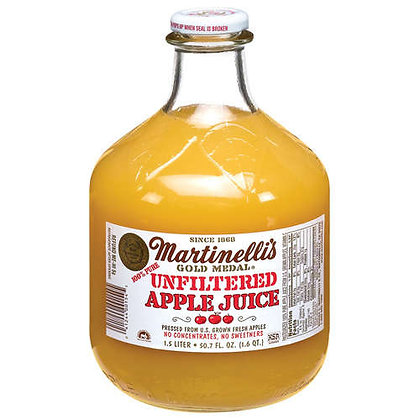 Martinelli's Unfiltered Apple Juice