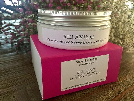 Shea Butter Body Cream - Relaxing
