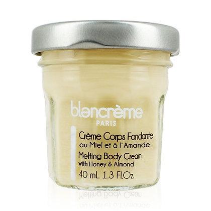 Body Cream - Honey & Almond