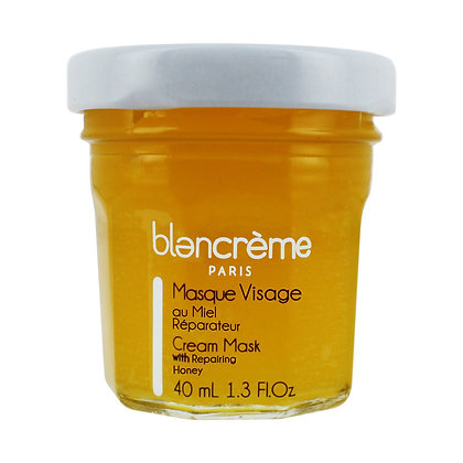 Masque visage - Honey