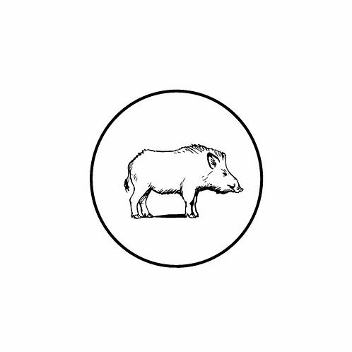Saucisson Sec - Wild Zwijn