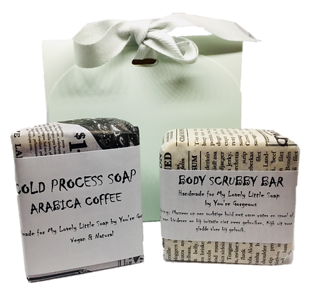 Gift Box - The Dirty Soap Box