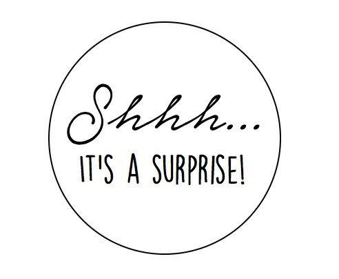 Gift Box - Shhhh It's a Surprise!
